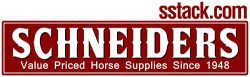 Schneider's Value Priced Horse Supplies