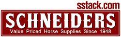 Schneider's Value Priced Horse Supplies