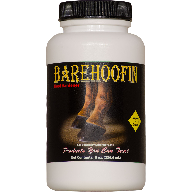 Barehoofin