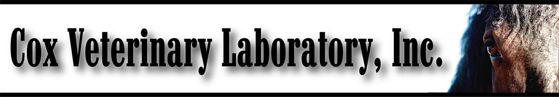 Cox Veterinary Laboratory