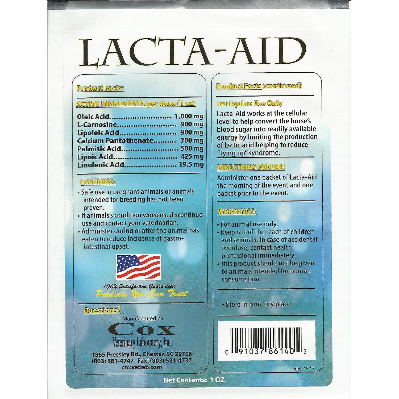 Lacta-Aid Packet